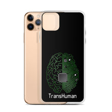 Load image into Gallery viewer, iPhone Case - Transhuman Electro-brain