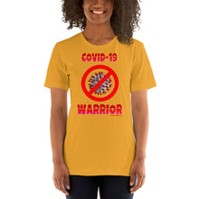 Load image into Gallery viewer, 'Covid-19 Warrior' - Unisex Premium T-Shirt