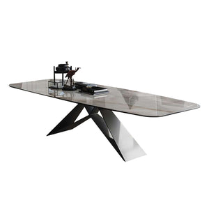 LT2244-C023  Dining Table + 10Chair