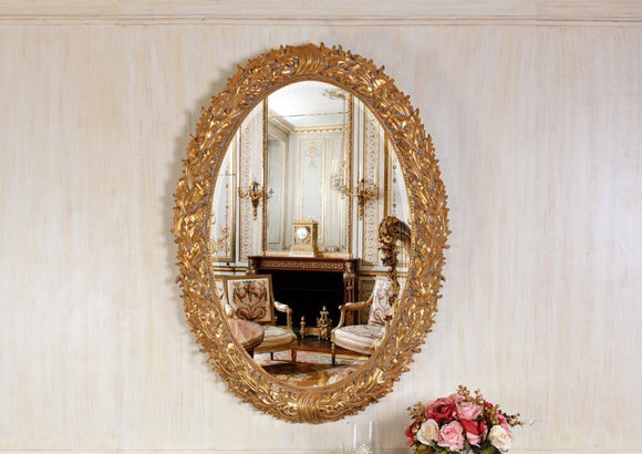 Framed Mirror PU690 - Al jameel Showroom