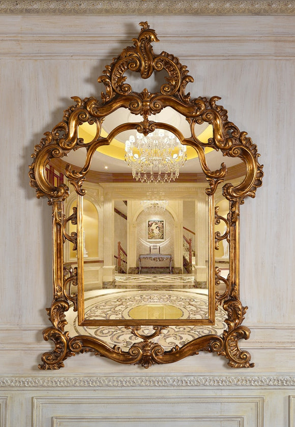 Framed Mirror PU678 - Al jameel Showroom