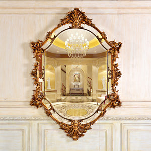 Framed Mirror PU707 - Al jameel Showroom