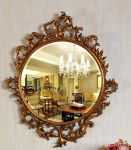 Framed Mirror PU680 - Al jameel Showroom