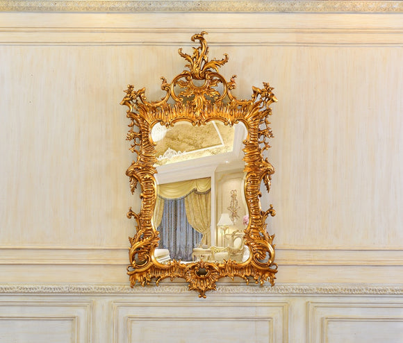 Framed Mirror PU719 - Al jameel Showroom