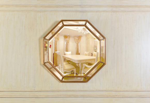 Framed Mirror FA781 - Al jameel Showroom