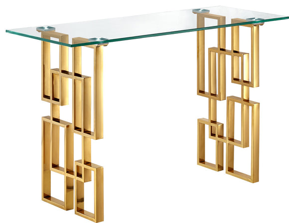 CO246 Console Table Gold