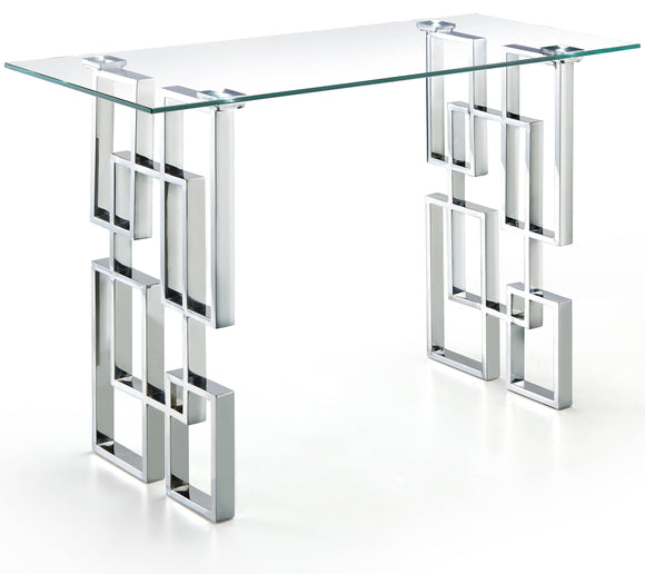 CO246 Console Table #Silver