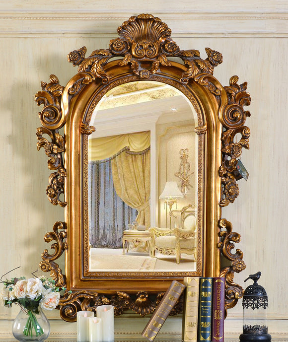FA050  Framed Mirror