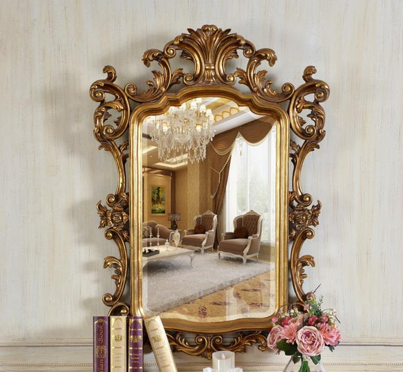 PU181  Framed Mirror