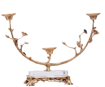 CANDLE HOLDER S13-1233 - Al jameel Showroom