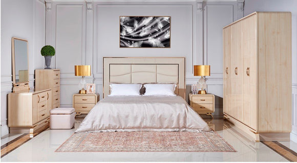 BEDROOM SET 8821-2/2018-0905 - Al jameel Showroom