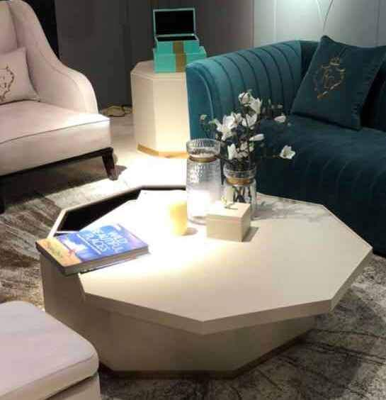 COFFEE TABLE 8821-1 - Al jameel Showroom