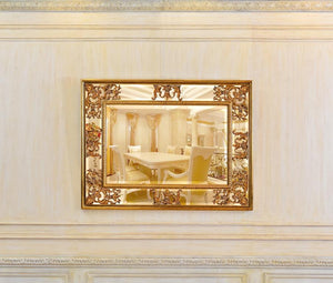 FRAMED MIRROR 741 - Al jameel Showroom