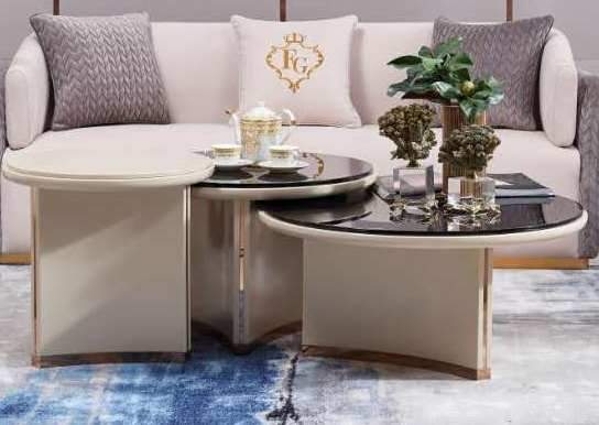NEST OF TABLE 8812-8 - Al jameel Showroom