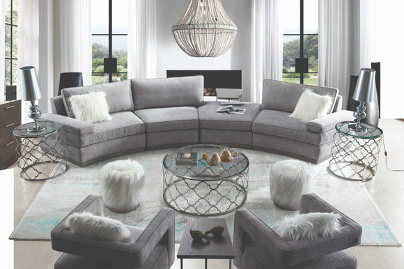 SECTIONAL SOFA ZW-809/859 - Al jameel Showroom