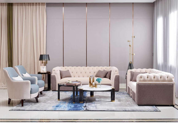 SOFA 8817-5 - Al jameel Showroom