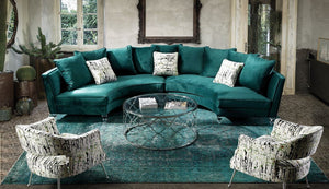 SOFA SET L-SHAPE ZW-703/769 - Al jameel Showroom