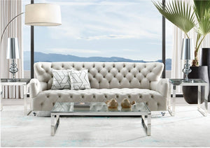 SOFA SET ZW-804 - Al jameel Showroom
