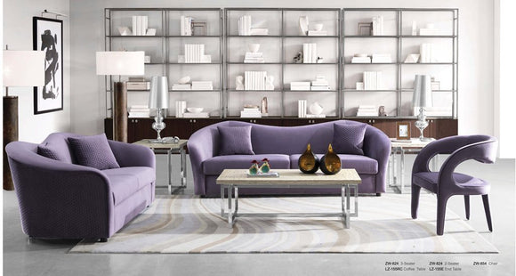 SOFA SET ZW-824/854 - Al jameel Showroom