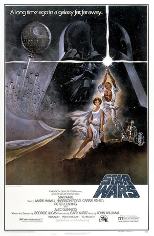 Star Wars Original Poster