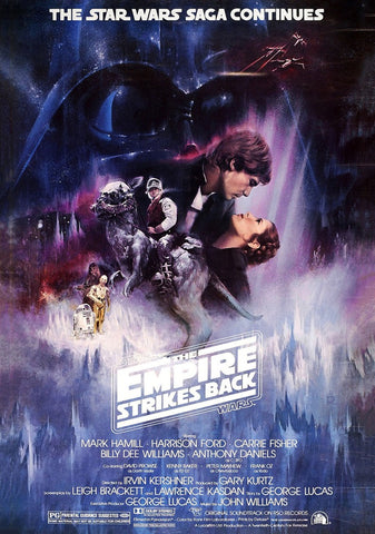 Empire Strikes Back Gone With the Wind