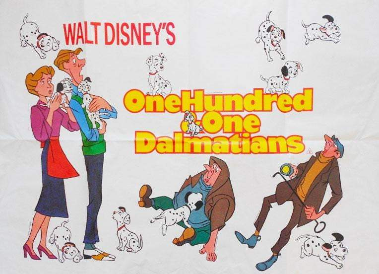 101 Dalmatians - Printed Originals