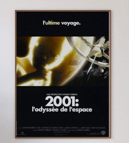 2001: A Space Odyssey (French)
