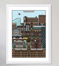 Load image into Gallery viewer, Manchester Limited Art Print