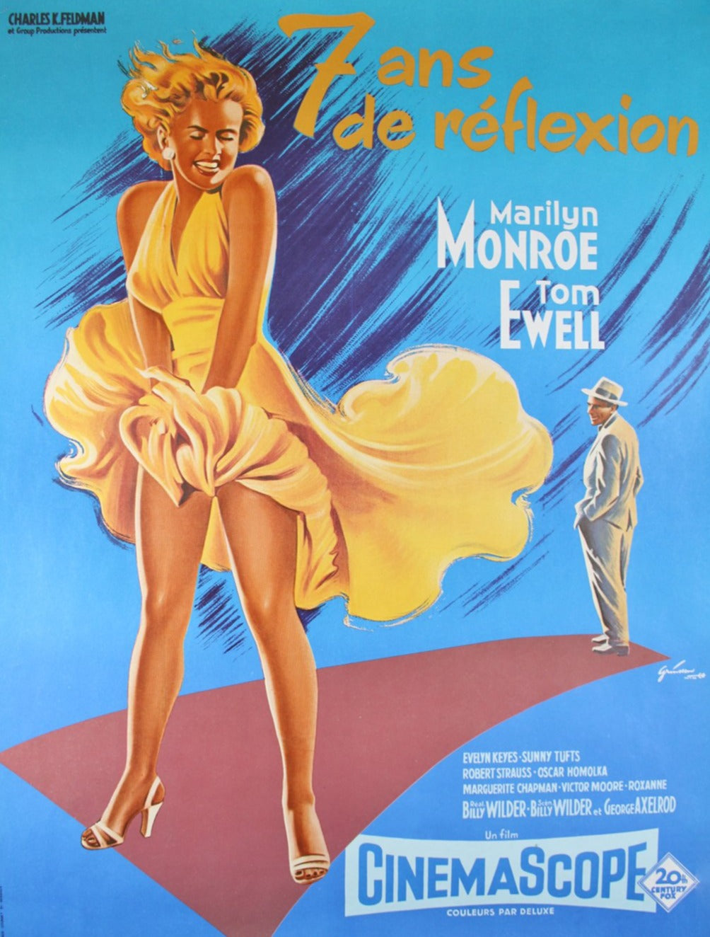 The Seven Year Itch (French)