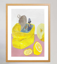 Load image into Gallery viewer, Swimming In Sardines Limited Art Print