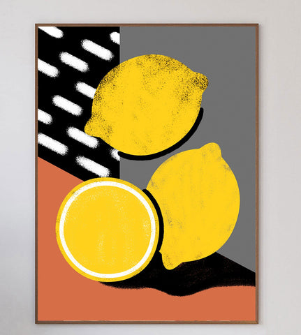 Lemon Squeezy Art Print