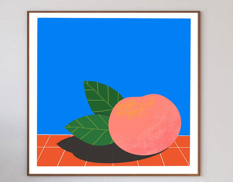 Peachy Limited Art Print