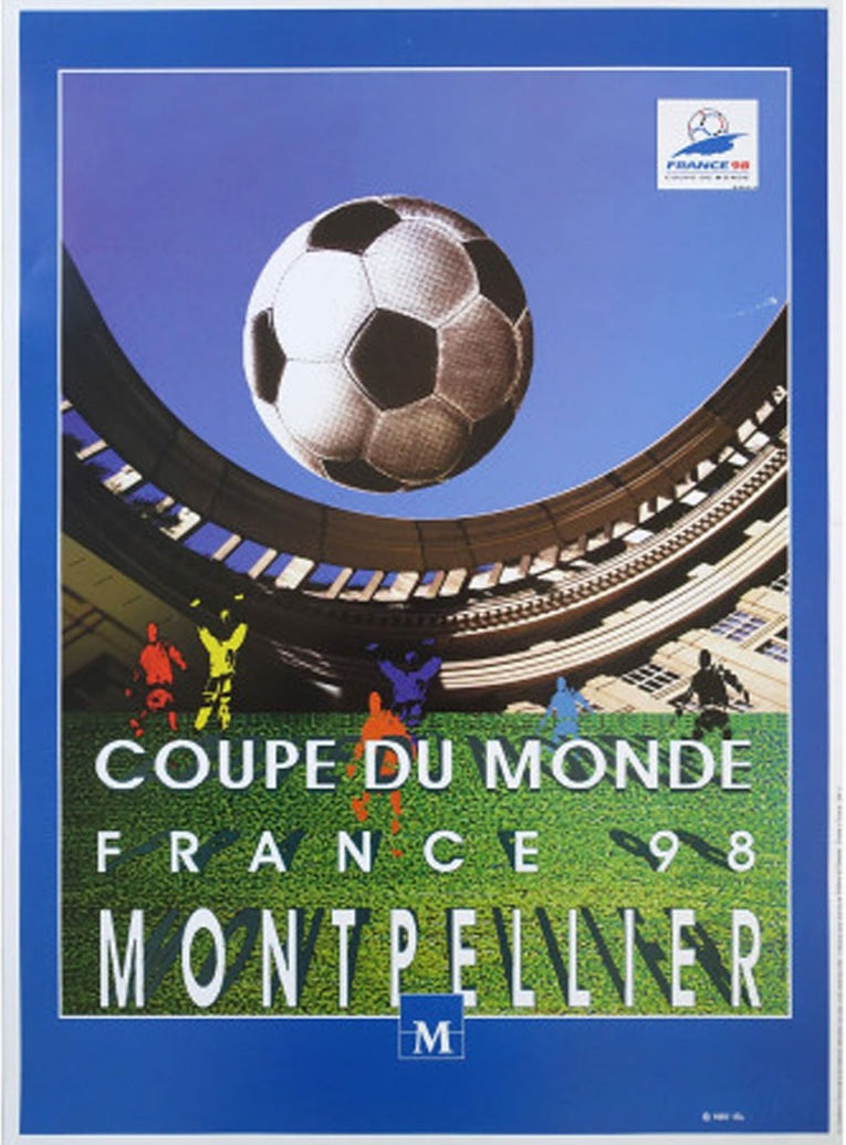 World Cup France '98 Montpelier