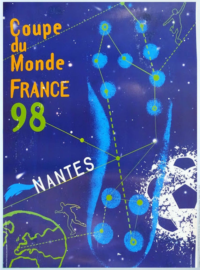 World Cup France '98 Nantes