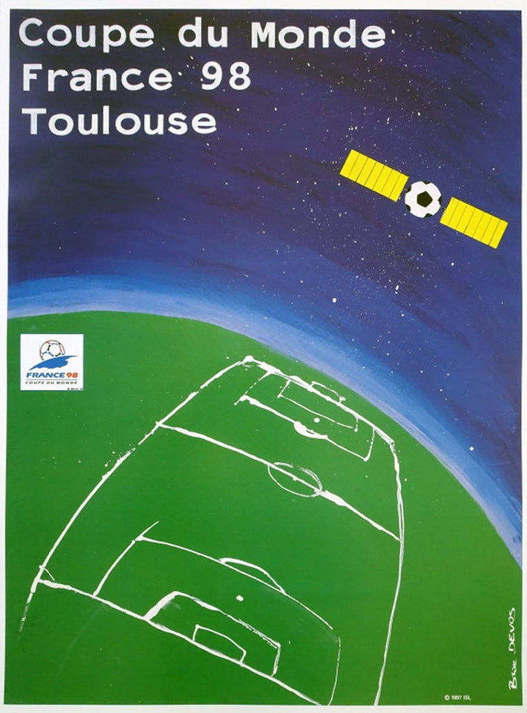 World Cup France '98 Toulouse