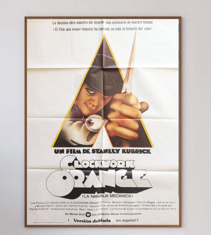 A Clockwork Orange (Spanish)