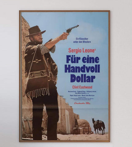 A Fistful Of Dollars (German)