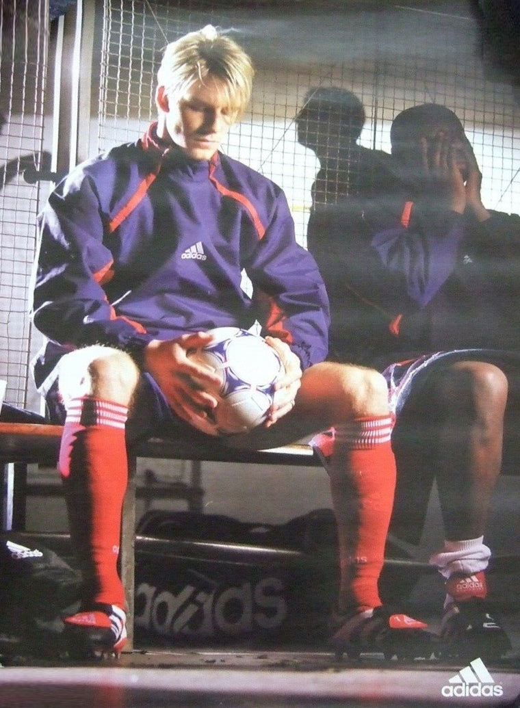 Adidas - David Beckham - Printed Originals
