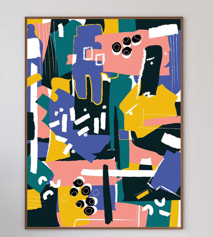 Afternoon Jazz 5 Limited Art Print