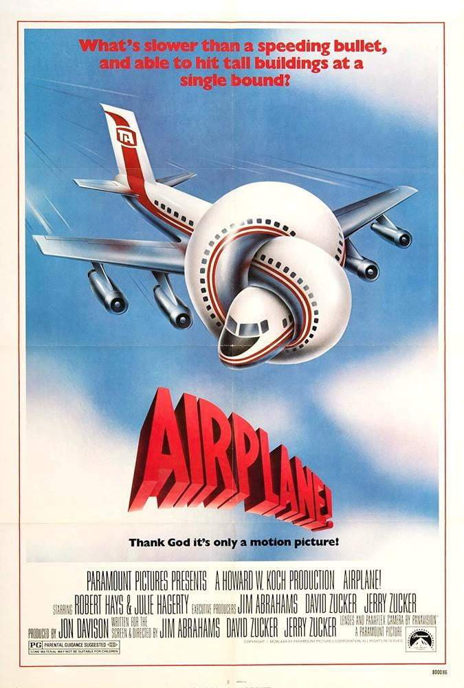 Airplane - Printed Originals
