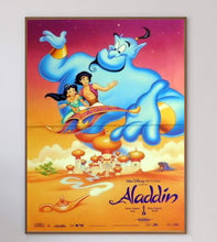 Load image into Gallery viewer, Aladdin (German) - Printed Originals