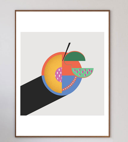 Apple Limited Art Print