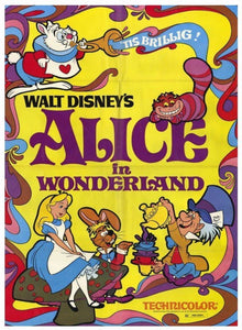 Alice in Wonderland - Printed Originals