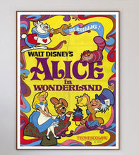 Load image into Gallery viewer, Alice in Wonderland - Printed Originals