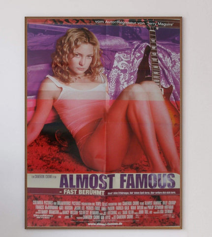 Almost Famous (German)