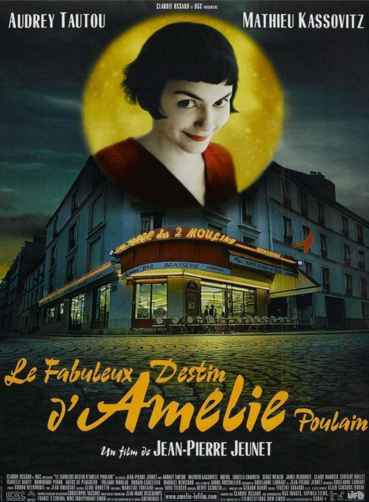 Amélie (French) - Printed Originals