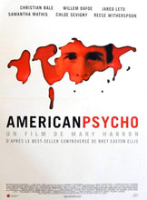 Load image into Gallery viewer, American Psycho (French) - Printed Originals