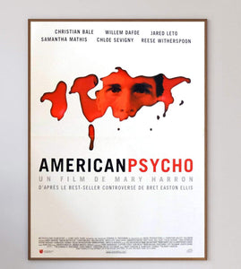American Psycho (French) - Printed Originals
