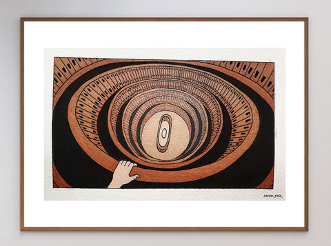 Anatomical Theatre Limited Art Print