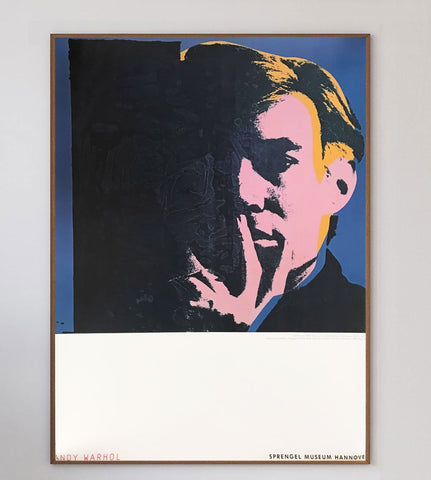 Andy Warhol - Self Portrait III